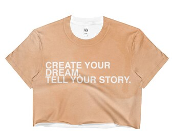 Create Your Dream Crop Top