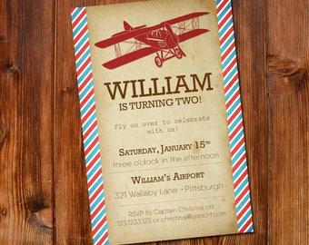 Lumberjack Birthday Party Poster Invite Set First