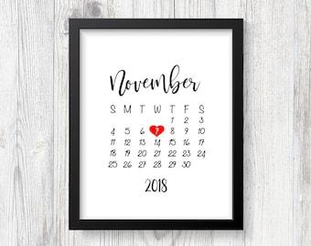 Pregnancy Announcement   Pregnancy Announcement Calendar   Printable Calendar    Pregnancy Calendar   Baby Announcement   DIGITAL