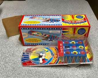 Schylling Over-and-Under Pinball Game in Original Box