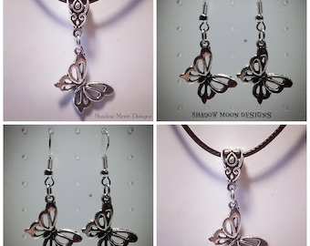 Mini Butterfly Jewelry
