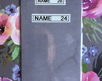 Additional Cash Envelope Sticker Labels