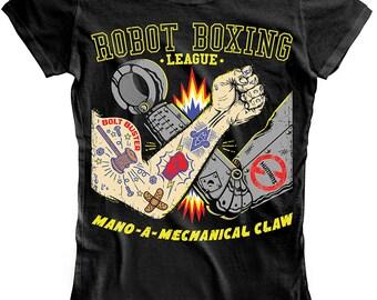 SALE: Robot Boxing League (Ladies)