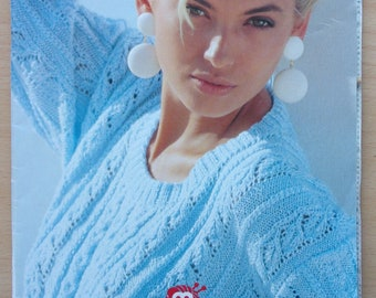 Knitwear catalog was 3 suisses collection spring