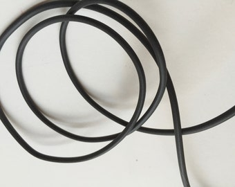 Rubber Hollow Cord, Jewellery, Jewellery Making, Hat Making, Haute Couture Embroidery, 3D Embroidery