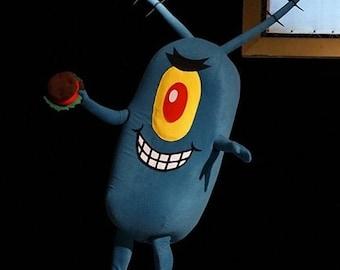 Plankton SpongeBob SquarePants Cosplay