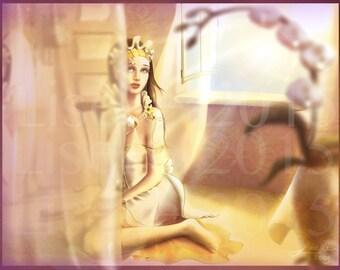 Goddess And Divine Light