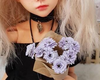 Cute bouquet of flowers 1/4 MSD BJD for Minifee