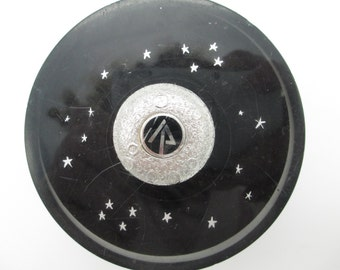 Vintage Paperweight- International Paper- Apollo Moon Walk - 1969