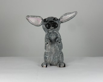 Polymer Clay Rabbit