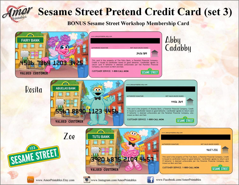 🔎zoom  Printable Membership Cards