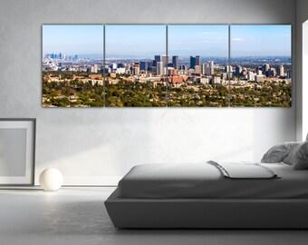 Los Angeles, Los Angeles Print, Los Angeles Skyline, Los Angeles Photo, Hollywood, Downtown LA, LA, LA Skyline, Downtown Los angeles, la art