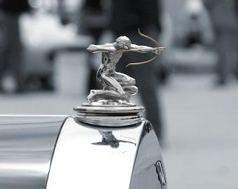 1931 PierceArrow hood ornament