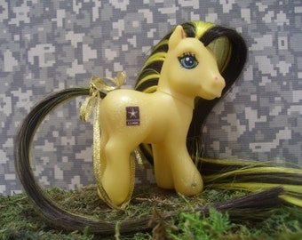 My Little Ponies: Army & Baby Army
