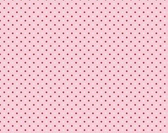 Bake Sale 2 By Lori Holt Dot Pink (C6987)