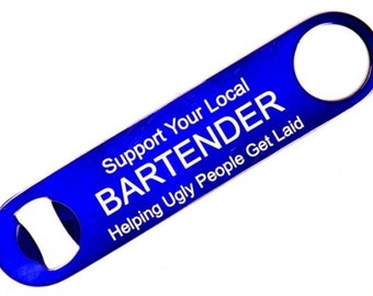 Helping Ugly People Get Laid Bar Blade