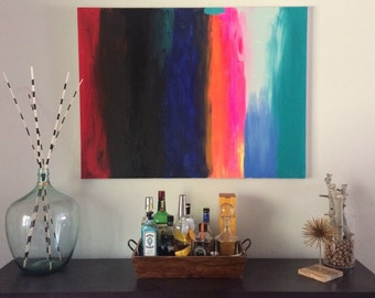Original Canvas Painting- Abstract Painting