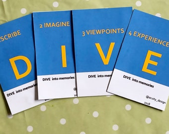 DIVE cards for healthy memory