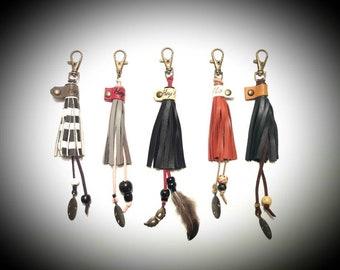 Key ring or bag charm