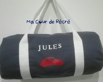 Personalized kids bag