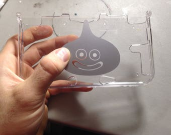 ADD ON *Clear 3DS/2DS with decal(s) applied second surface*