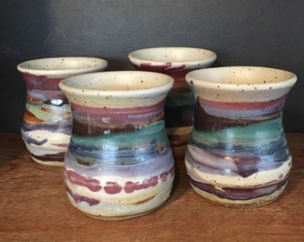 Wine cups set of 4