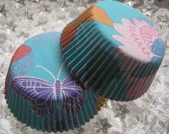 Made In Germany 120 Baking Cups Specialty Cupcake Liners Butterflies