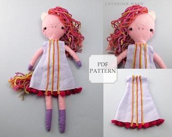 Horse Pony Pattern, Felt Horse Toy, Felt Horse, Fashion Pattern, Felt Doll Pattern, Felt Pony, Felt Pattern, Pony Sewing PDF, Horse Sewing