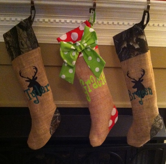 Christmas Stockings, Personalized Stocking, Family Stocking, Family Stocking Sets, Monogrammed Stocking, Custom Stocking, Family Stockings