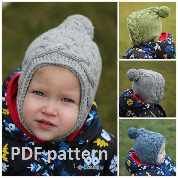 Knitting Pdf Pattern Balaclava Pattern Balaclava Knitting