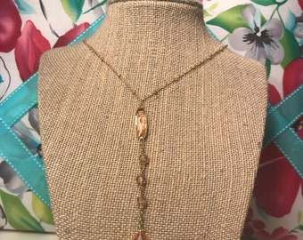 Champagne and Rosé Lariat