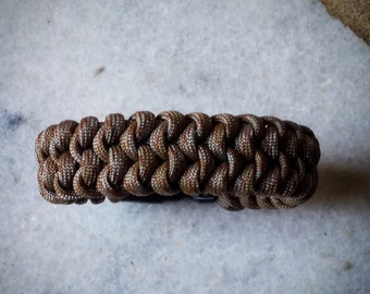 550 Paracord Mated Snake Knot Survival Bracelet