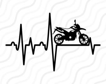 Heartbeat Line Art : Heartbeat svg etsy studio