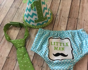 Little man Baby Boy Birthday smash cake outfit/first birthday/monster birthday/hipster birthday/red blue/baby girl birthday/green blue