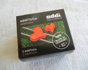 addi to go 2 stitch-stopper for 1.5 - 5.0 mm and 5.5 - 10.0 mm 413-2
