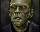 Frankenstein -Boris Karlo...