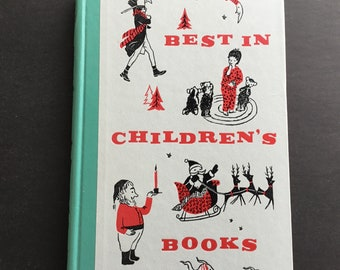 Vintage Best in children's Books, assorted famous stories,