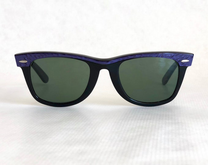Ray-Ban by Bausch & Lomb WAYFARER Vintage Sunglasses New Old Stock including Case