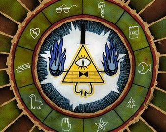 Bill Cipher Zodiac