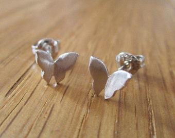 Earrings Butterfly 925 sterling silver