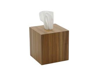 Tissue Box Cover in Macchiato