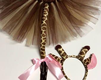 giraffe costume, giraffe halloween costume, giraffe tutu, giraffe headband, animal party, cosplay giraffe, glitter giraffe, giraffe party
