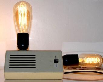 Table lamp GAMMA 18 speaker phone 2 bulbs