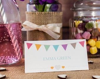 KATE // Wedding Stationery // Place Card