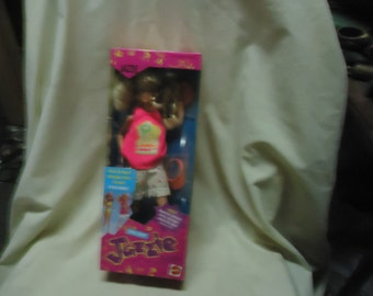 Vintage Mattel 1990 Sun Lovin Jazzie Barbie Doll Sealed in Box, collectable  great Christmas gift