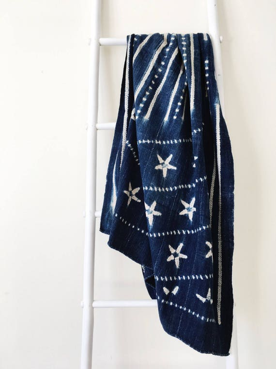 Stars & Diamond Pattern Throw