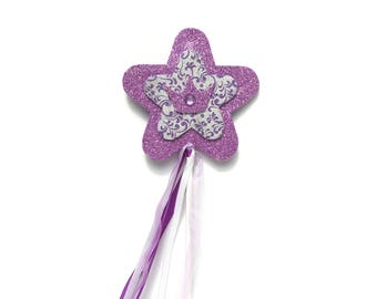 Magic Wand, Fairy Wand, Princess Wand, Wand Party Favor,Sofia the First Magic Wand, Sofia the First Party Favor, Princess Favor, Photo Props