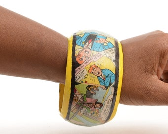 Archie Being Archie Comic Bangle, Archie Comic Bangle, Archie Comic Bracelet