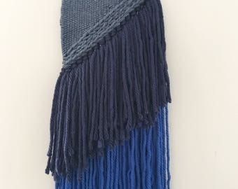Gray and Blue weaving (small)
