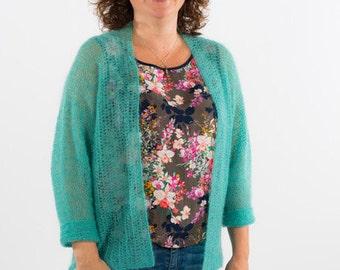 Crochet pattern : Fame Cardigan